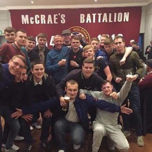 Here's the unmasked CSF morons